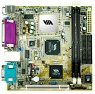 Epia mini-ITX moederbord