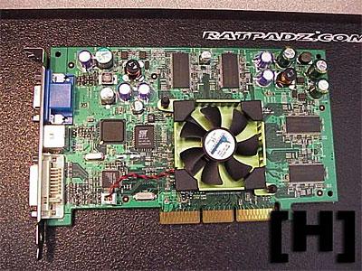 GeForce4 Ti 4200