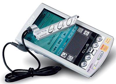 Sony Cli� PEG-N770C