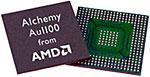 Alchemy Au1100 RISC chip
