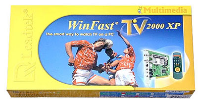 Leadtek Winfast TV 2000XP
