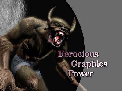 nVidia: Ferocious graphics power