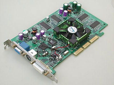 nVidia GeForce4 Ti 4200