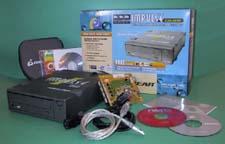 Impulse - GCD161040 USB 2.0 CDRW