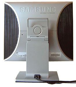 Samsung 171P back