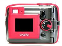 Casio GV10 (achter)