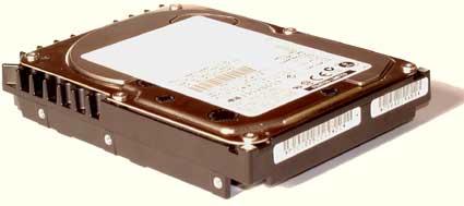 Fujitsu MAM3184MP 15.000rpm SCSI-schijf
