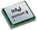 Intel Pentium 4 Northwood core (klein)
