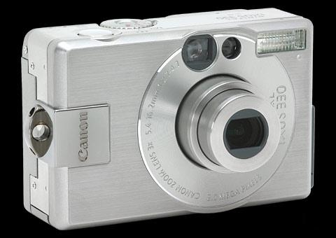 Canon Digital Ixus 330