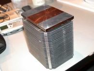 Intel Tidewater heatsink
