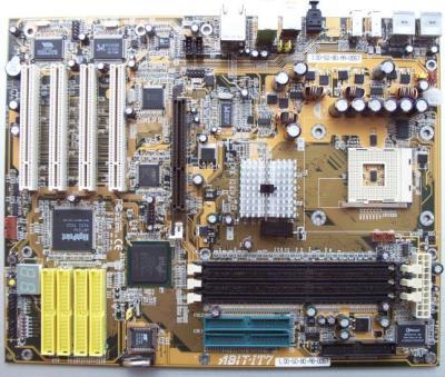 Abit IT7 Max Intel 845E chipset
