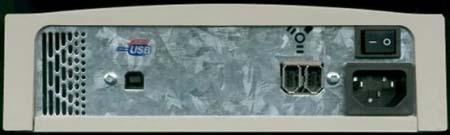 APS 40/12/48 FireWire & USB 2.0 CD-RW