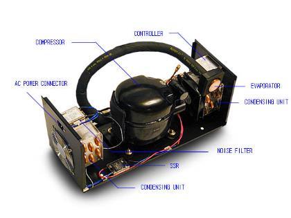 MX-EVA3 Evaporator cooler