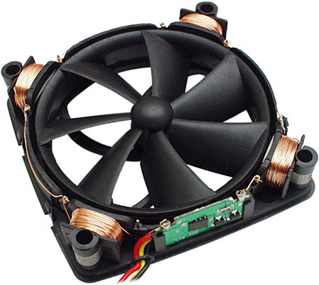 Y.S. Tech TMD fan