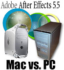 Mac vs PC After Effects performance