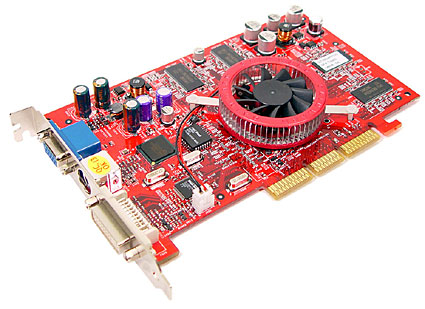 Gainward GeForce4 Ti 4200 128MB