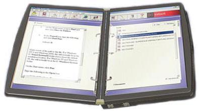 Estari's 2-VU dual screen laptop
