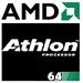 AMD Athlon 64 logo !!!photoshop!!! (nu iets minder slecht)