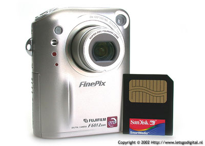 Fuji FinePix F601