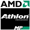 AMD Athlon MP logo