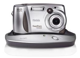 CX4230 Kodak camera (voor)