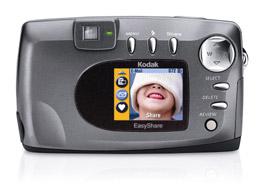 CX4230 Kodak camera (achter)