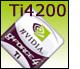 Leadtek Ti4200 introplaatje
