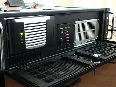 Serverupgrades 29 mei - Apollo met Procase SCA hotswap bay