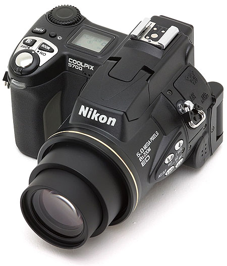 Nikon Coolpix 5700 (HQ)