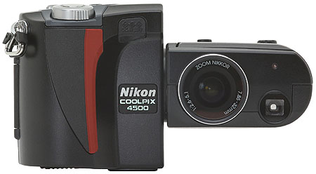 Nikon Coolpix 4500 (HQ)