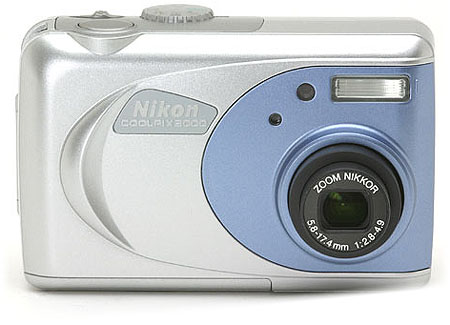 Nikon Coolpix 2000 (HQ)