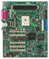 MSI K18A Gem MS-6589 ClawHammer mobo (klein)