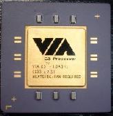 VIA C3 1GHz