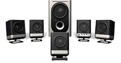 Altec Lansing 251 5.1 speakerset
