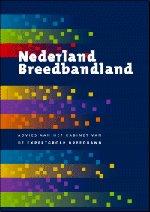 rapport Expertgroep Breedband voorkant
