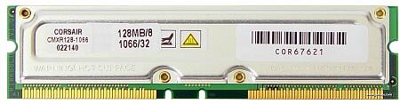 PC1066 RDRAM reep