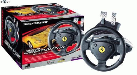 Race stuur van Thrustmaster