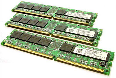 Kingmax DDR400 repen
