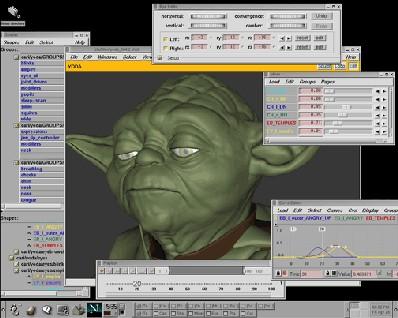 The making of: Yoda (Star Wars)