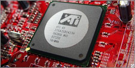 ATi Radeon IGP 320 chipset