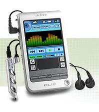 Sony Clié PEG-T665C