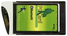 TDK Bluetooth PCMCIA-kaart