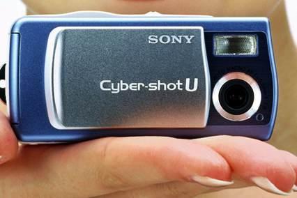 Sony Cybershot DSC-U10