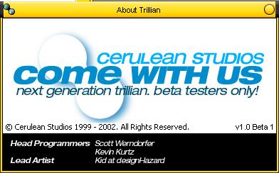 About Trillian Pro