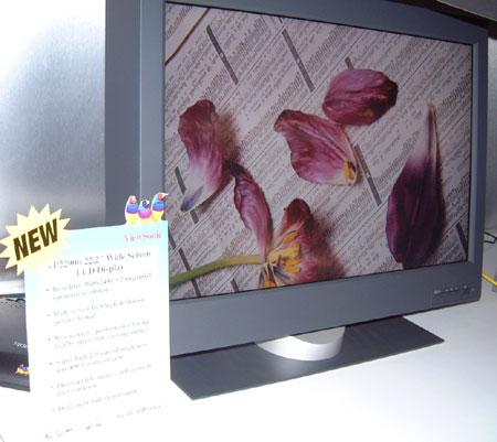 ViewSonic 22,2 inch TFT