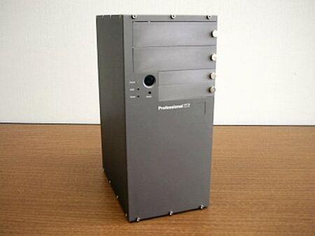 Chilli Pro III microATX aluminium kast