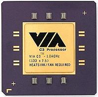 VIA C3 (front)