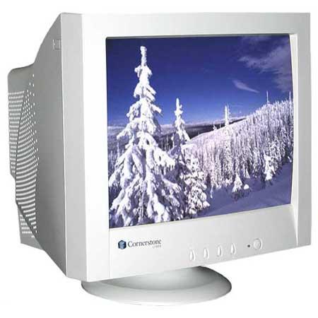 Cornerstone c1035 21 inch monitor