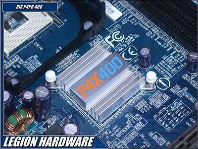 VIA P4X400 chipset