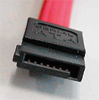 SATA / Serial ATA connector